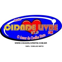 Rádio Cidade Livre FM - 87.9 FM