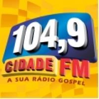 Rádio Cidade - 104.9 FM