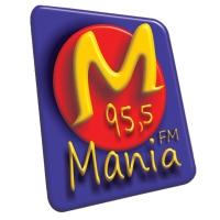 Rádio Mania FM - 95.5 FM