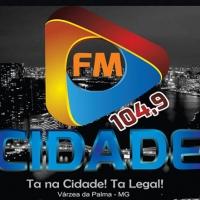 Rádio FM Cidade - 104.9 FM
