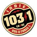 Logo Radio Indie 103.1 FM