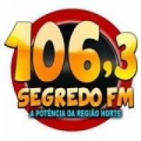 Rádio Segredo FM - 106.3 FM