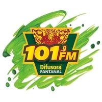 Rádio Difusora Pantanal - 101.9 FM
