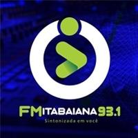 Rádio FM Itabaiana - 93.1 FM