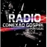 Logo Rádio Conexão Gospel Portugal