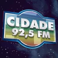 Rádio Cidade FM - 92.5 FM