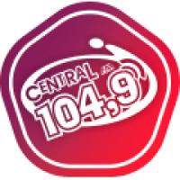 Rádio Central FM - 104.9 FM