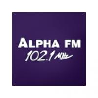 Rádio Alpha FM - 102.1 FM