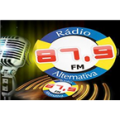 Logo Rádio Alternativa 87.9 FM