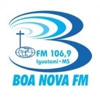 Rádio Boa Nova - 106.9 FM