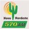 Ouvir a Rádio Novo Nordeste 570 AM