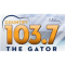 Ouvir a Radio 103.7 the Gator 103.7 FM