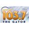Ouvir a Rádio 103.7 the Gator 103.7 FM