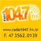 Ouvir a R�dio 104.7 FM
