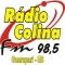 Ouvir a Rádio Colina FM 98.5