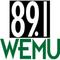 Ouvir a Radio WEMU 89.1 FM