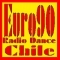 Ouvir a Radio Euro90 Chile