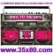 Ouvir a Radio 35x80