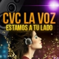Logo Rádio CVC La Voz - Voz Cristiana
