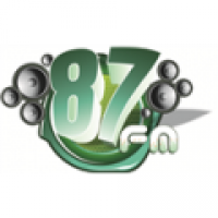 Logo Radio 87 87.9 FM