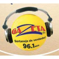 Rádio Gazeta FM - 96.1 FM