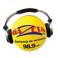Rádio Gazeta FM - 98.9 FM