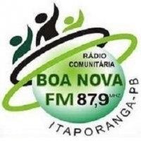 Rádio Boa Nova FM - 87.9 FM