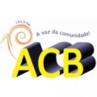 Logo R�dio ACB 104.9 FM