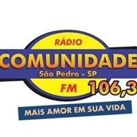 Rádio Comunidade - 106.3 FM