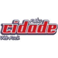 Logo R�dio Cidade Web Rock