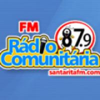 Rádio Santa Rita Comunitária - 87.9 FM