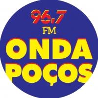 Rádio Onda Poços FM - 96.7 FM