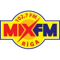 Rádio Mix FM - 102.7 FM