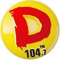Rádio Dinâmica 2 FM - 104.7 FM