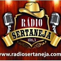 Rádio Sertaneja - 106.3 FM