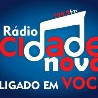 Rádio Cidade Nova FM - 104.9 FM