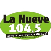 Radio La Nueve 104.5 FM