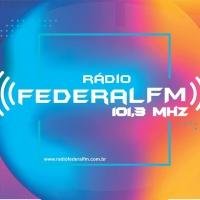 Rádio Federal FM - 101.3 FM