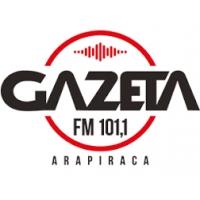 Rádio Gazeta FM - 101.1 FM