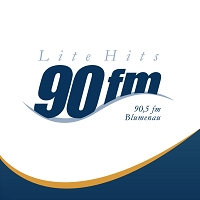 Rádio 90 FM Lite Hits - 90.5 FM