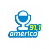 Rádio América - 91.1 FM