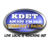 Rádio KDET 930 AM