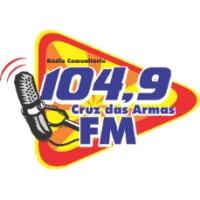 Rádio Comunitaria Cruz Das Armas FM - 104.9 FM