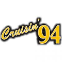 Logo Radio Cruisin' 94 93.9 FM
