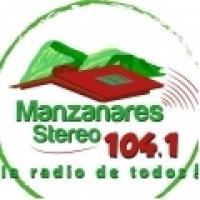 Manzanares Stereo 104.1 FM