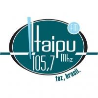 Rádio Itaipu FM - 105.7 FM