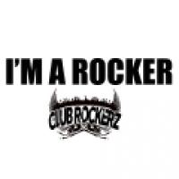 Logo Clubrockerz Radio