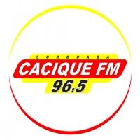 Rádio Cacique FM - 96.5 FM