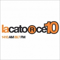 Radio La Catorce 10 - 1410 AM