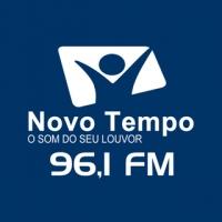 Rádio Novo Tempo - 96.1 FM